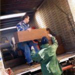 Компановка мебели в Газели