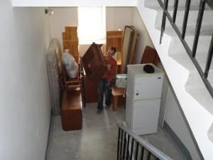 Порядок переноса мебели