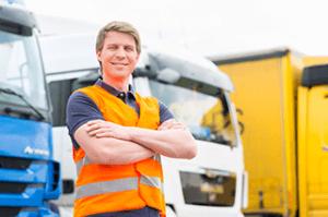 Водитель грузовых автомобилей