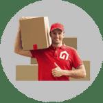 Грузчики-мебельщики при переезде